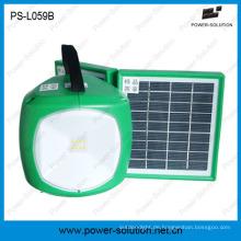 Solar Lampe mit 2W LED