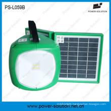 Solar Lamp Light with 2W LED