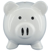 Child Painting DIY Piggy Bank Made in Ceramic (banque de jouets)