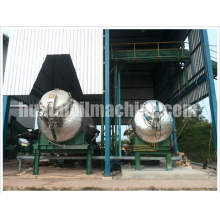 2016 CE Approved Crude Palm Oil Refinery Plant for Refinery Factory to Use Palm Oil Fractionation Plant