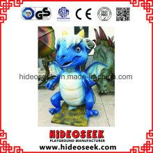 High Quality Museum Dinosaur Realistic Model