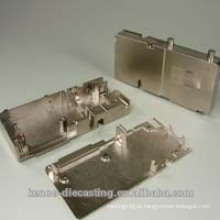 O OEM profissional personalizou as peças de alumínio da carcaça para a carcaça eletrônica