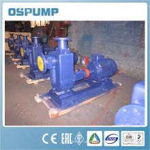 Bomba centrífuga elétrica da água suja do manufacrurer de China da série de ZW