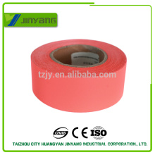 PE color reflective polyester tape for clothing