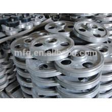 die casting wheel/auto part/aluminum gravity casting/die casting mold