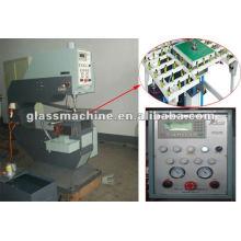 YZZT-Z-220 nova-2012 vidro buraco faz a máquina