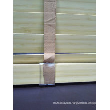 Window Decoration 50mm Width Natural Bamboo Window Blinds Components