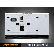 Générateur diesel à moteur refroidi à l'eau 16kw