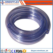 Flexible klare Farbe PVC klar Schlauch