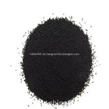 Caucho negro de humo N110 para revestimiento de papel