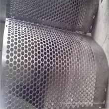 Venta de hojas de malla de metal perforado de acero inoxidable