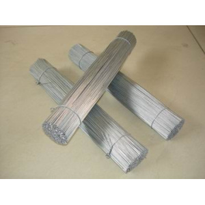 Straight Cut Wire U type tie Wire