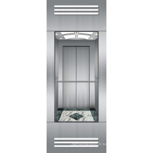 Mrl Panoramic Elevator Running Stable OEM fourni sans salle de machines