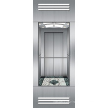 Mrl Panoramic Elevator Running Stable OEM Provided Without Machine Room