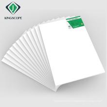 Plastic foam sheet supplier cutting engraving freely 3mm pvc forex board