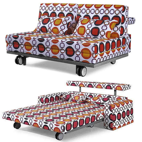 Folding Futon Sofa Bed