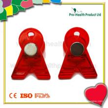 Silk Ribbon Form Clip mit Magnet (PH4219G)
