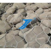 Ts-Professional Manufacturer Gabion Caja de malla de alambre
