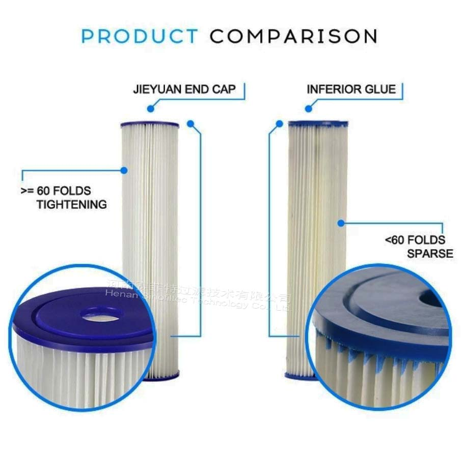 Best pleated filter cartridge manufacture in China