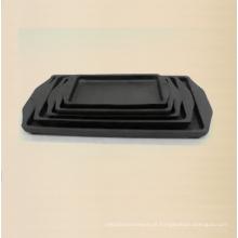 Bakeware do ferro de molde Tamanho da placa