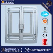 Aluminium Glass Entry Doors