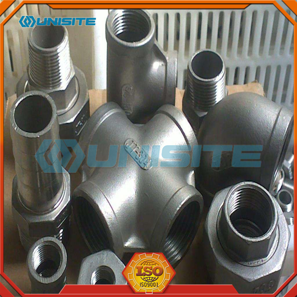 Customized pipe fitting Design