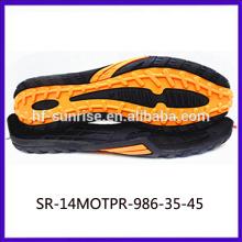 men sandal tpr sole tpr sole for footwear bright color tpr shoe sole