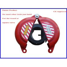 Bloqueo de la válvula de enchufe con producto de patente marcado CE