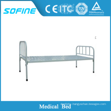 SF-DJ101 Stainless steel single bed metal bed,iron bed ,steel bed