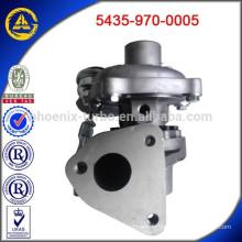 5435-970-0005 turbocompresseur pour Fiat