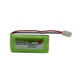 Nimh bateria para telefone sem fio PK-0088 AAA * 2 600mAh 2.4V