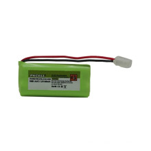 Nimh Akkupack für schnurloses Telefon PK-0088 AAA * 2 600mAh 2.4V