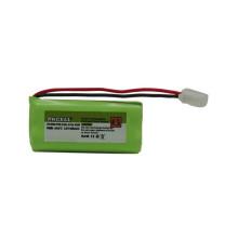 Batería Nimh para teléfono inalámbrico PK-0088 AAA * 2 600mAh 2.4V