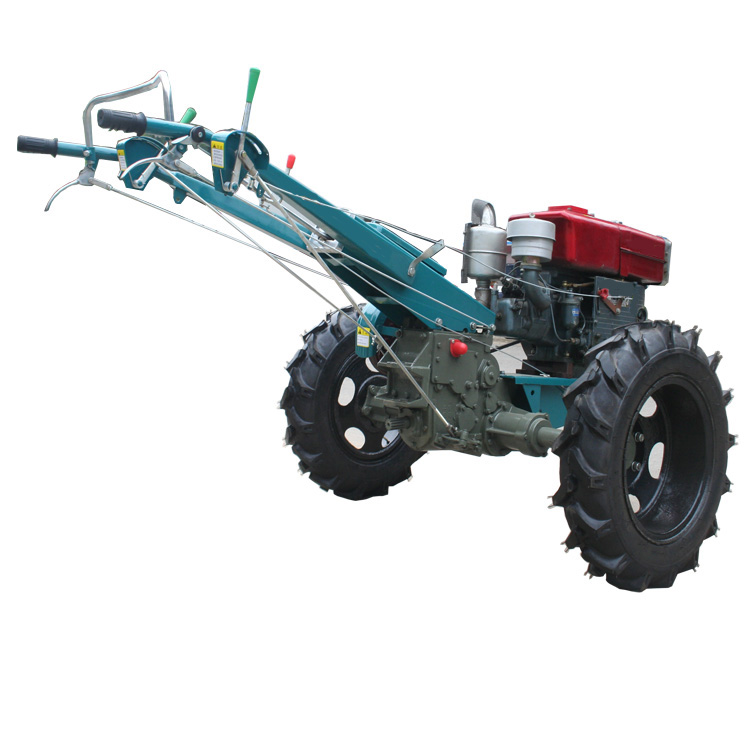 Two Wheel Walking Tractor