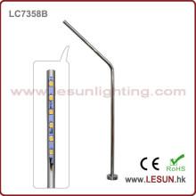 Горячие продаж 3 Вт тонкий светодиодный свет шкафа ювелирных изделий LC7358b