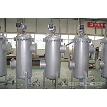 tratamento autolimpante de água com filtro para aquicultura