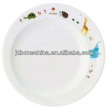 kid's dinnerware for children bone china