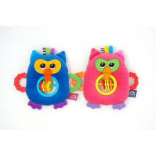 Counting Frame Baby Owl Plush Toys