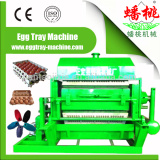 egg tray forming machine/chicken egg pallet extruding machine/Rotary pulp forming machine