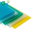 Tiwn Wall 8Mm High Light Transmittance Drawing Printing Transparent Plastic Sheeting Pc Hollow Sheet