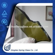 중국에서 만든 깨진된 유리 스크랩