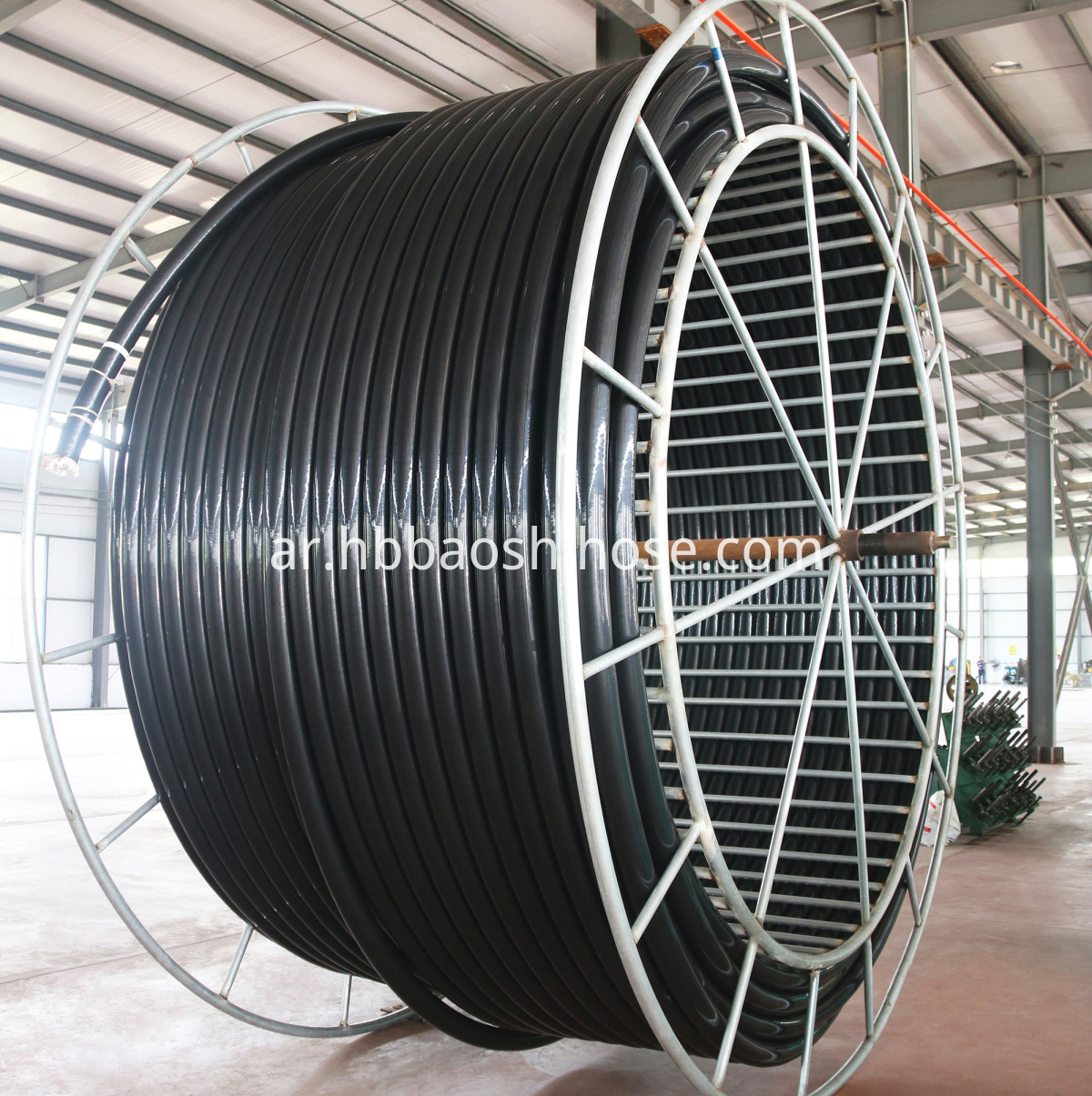 Flexible Composite Oil Injection Pipe