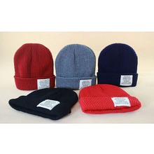 Melhor venda personalizado Hip Hop Beanie Hat