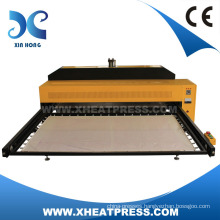 Xinhong Large format dye sublimation heat hydraulic press machine