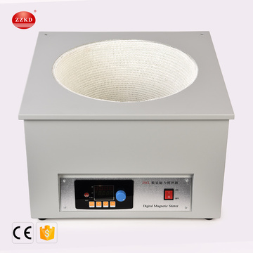 Lab digital Electrothermal Heating Mantle
