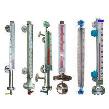 Capteur / Transmetteur / Jauge / Mètre / Transmetteur de niveau de liquide de l'eau magnétique de haute précision côté-monté