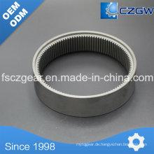 Kundenspezifische nicht standardmäßige Getriebe Zahnrad Zahnrad für verschiedene Maschinen