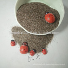 Industrial grade brown fused alumina f20 powder price in abrasives