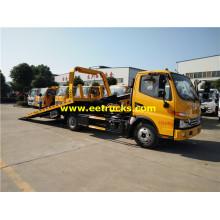 4 tons JMC Hydraulic Tow Trucks