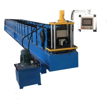 roll downspout roll sheet roll forming machine